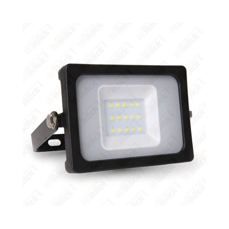 V-TAC VT-4911 Faro LED SMD 10W Colore Nero 4000K IP65 - SKU 5778