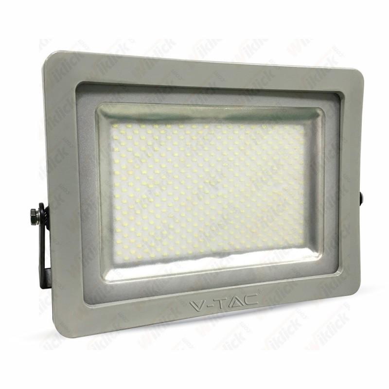 V-TAC VT-48302 Faro LED SMD 300W Colore Nero e Grigio 4500K IP65 - SKU 5731