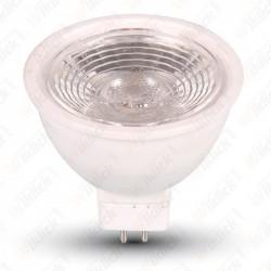 V-TAC VT1967 LAMPADINA A FARETTO LED MR16 7W CON LENTE 38° LUCE BIANCO CALDO