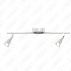 VT-810 9W LED Wall Lamp 3000K White