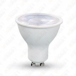 V-TAC VT-2889 LAMPADINA A FARETTO LED GU10 8W CON LENTE 38° LUCE BIANCO NATURALE