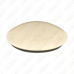VT-8061 8W LED Ceiling Dome Light 3000K