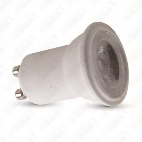 V-TAC VT-2002 LAMPADINA A FARETTO LED GU10 2W CON LENTE 38° LUCE BIANCO NATURALE