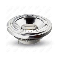 VT-1110 LED Spotlight - AR111 15W 12V Beam 20 COB Chip 2700K