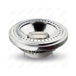 VT-1110 LED Spotlight - AR111 15W 12V Beam 40 COB Chip 3000K