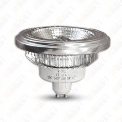 LED Spotlight - AR111 12W GU10 Beam 40 COB Chip 2700K