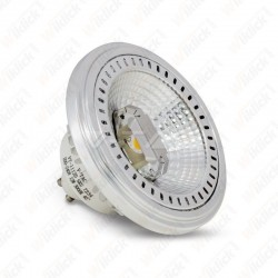 VT-1112 LED Spotlight - AR111 12W GU10 Beam 40 COB Chip 3000K Dimmable
