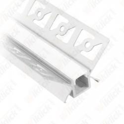 Aluminum Profile  Milky...