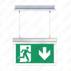 2W Hanging Emergency Exit...