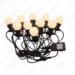 1W LED String Light 5M With...