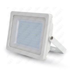 150W LED Floodlight White Body SMD 3000K - NEW