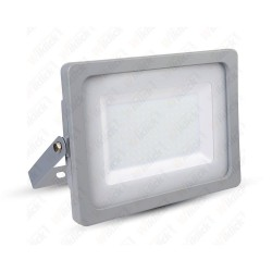 200W LED Floodlight Grey Body SMD 4000K - NEW