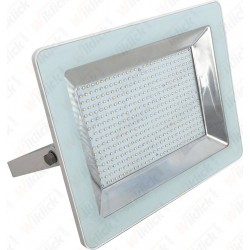 200W LED Floodlight I-Series White Body 4500K -  NEW