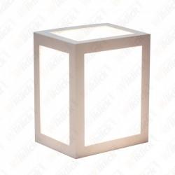 12W LED Wall Light White...