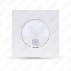 3W LED StepLight With Sensor 4200K - NEW