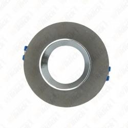 GU10 Fitting Gypsum Metal...