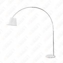 LED Floor Lamp E27 Ivory...