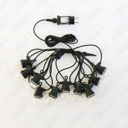 LED String Light 5M With 10...