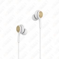 Earphones Gold