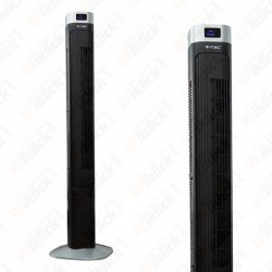 55W LED Tower Fan With...