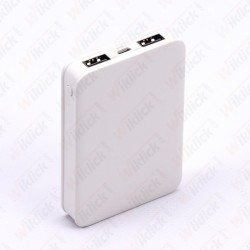5K Mah Power Bank White