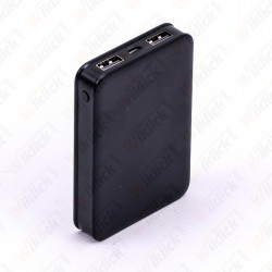 5K Mah Power Bank Black