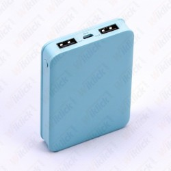 5K Mah Power Bank Blue