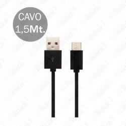Type C USB Cable 1.5M Black