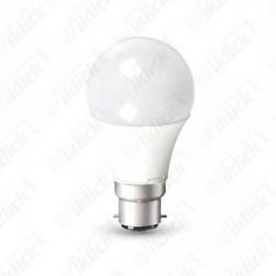LAMPADINA LED GOCCIA 8W B22...