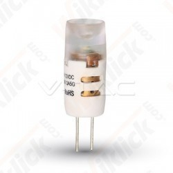 LED Spotlight - 1.2W 12V G4...