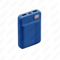 10K Mah Power Bank Dark Blue