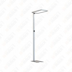 80W LED Floor Lamp Touch...