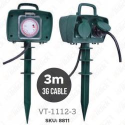 V-TAC VT-1112-3 Presa da...