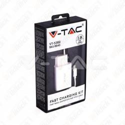 V-TAC VT-5382 Caricatore da...