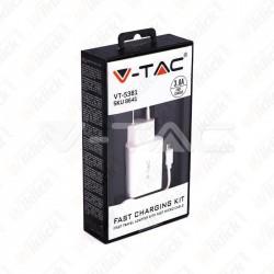 V-TAC VT-5381 Caricatore da...