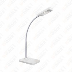 3W Desk Lamp With White...
