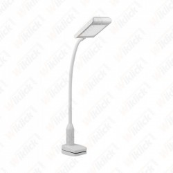 7W LED Chip Lamp With White...