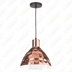 Rose Gold Pendant Light Holder - NEW